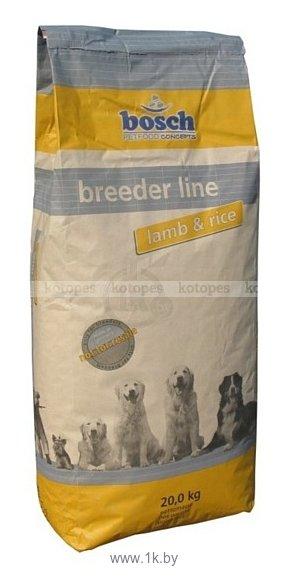Фотографии Bosch Breeder Lamb & Rice (20 кг)