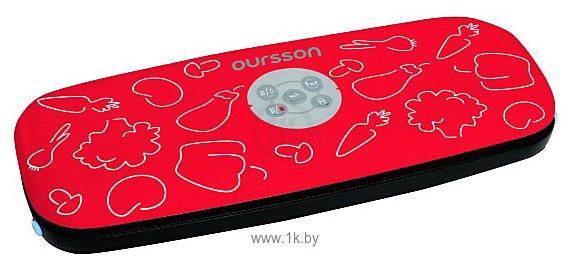 Фотографии Oursson VS0434/RD