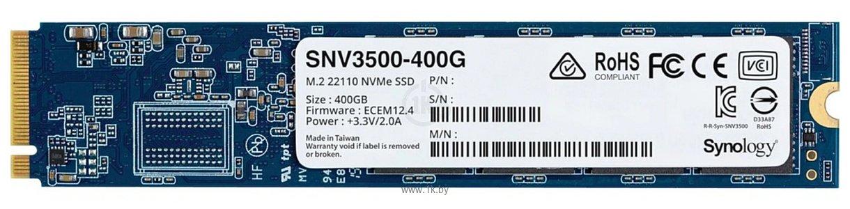 Фотографии Synology 400 GB SNV3500-400G