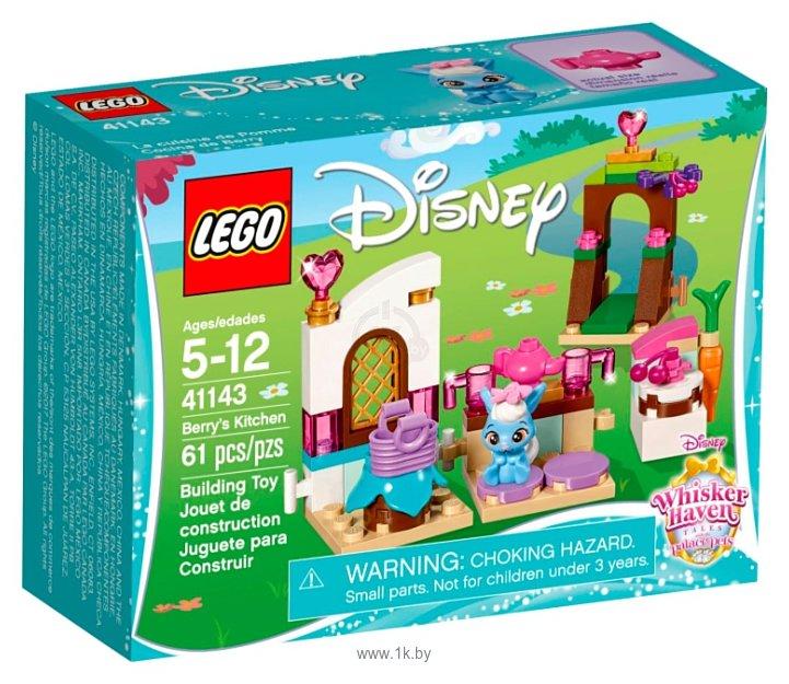 Фотографии LEGO Disney Princess 41143 Кухня Ягодки