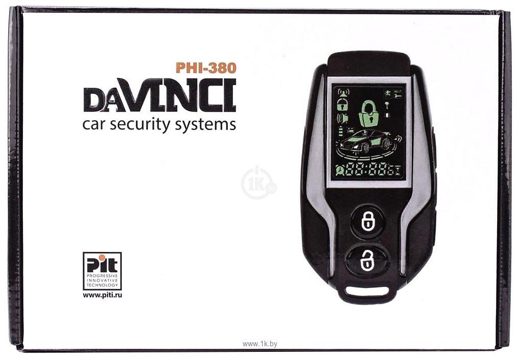 Фотографии Davinci PHI-380