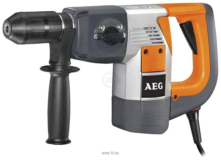 Фотографии AEG PM 3