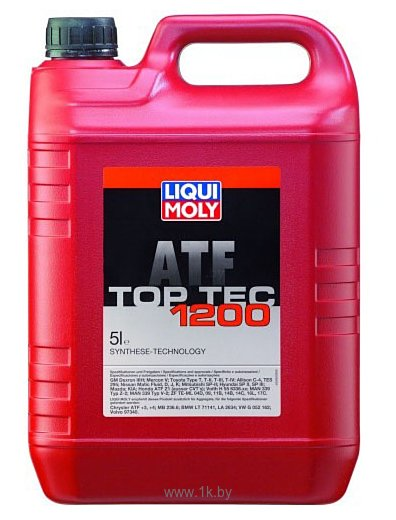 Фотографии Liqui Moly ATF Top Tec 1200 5л