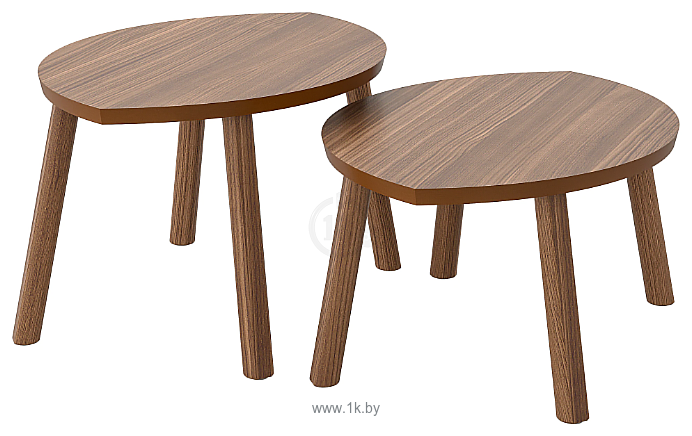 Фотографии Ikea Стокгольм (грецкий орех) 103.841.73