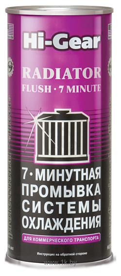 Фотографии Hi-Gear 7 Minute Radiator Flush 444 ml (HG9017)