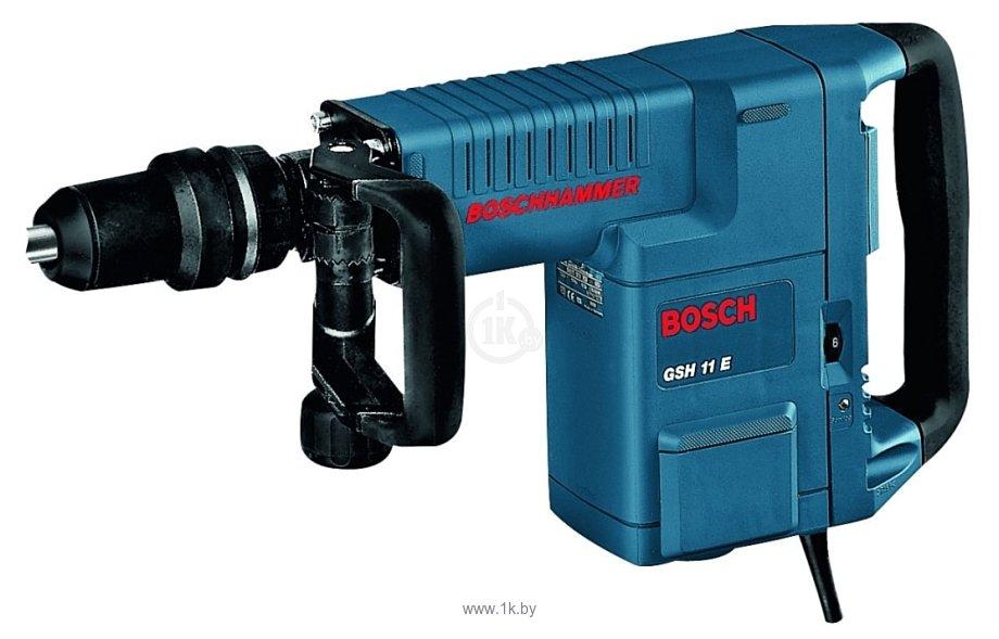 Фотографии Bosch GSH 11 E Professional (0611316708)