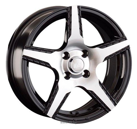 Фотографии LS Wheels LS888 6.5x15/5x114.3 D73.1 ET38 BKF