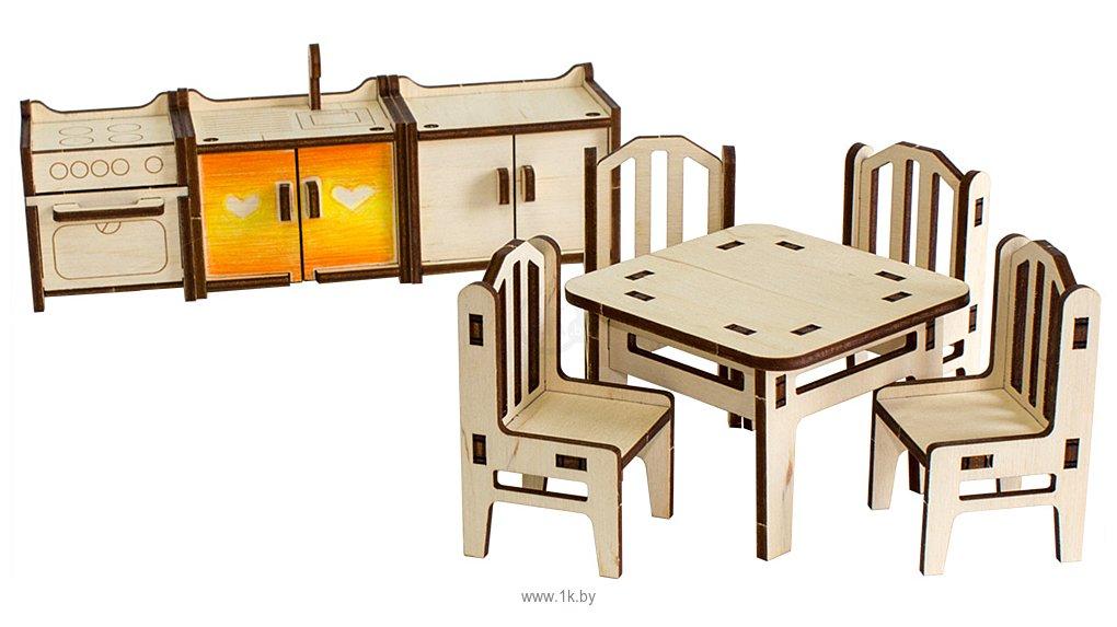 Фотографии Woody Кухня 2161