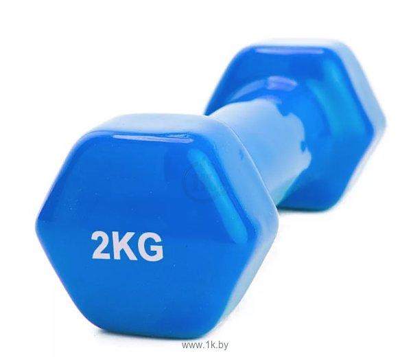 Фотографии Bradex 2 кг (синий)