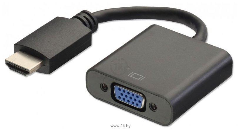 Фотографии HDMI - VGA