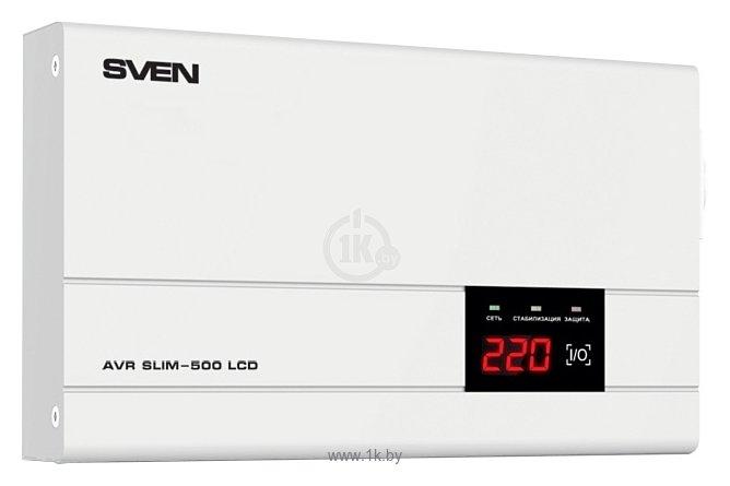 Фотографии Sven AVR SLIM 500 LCD