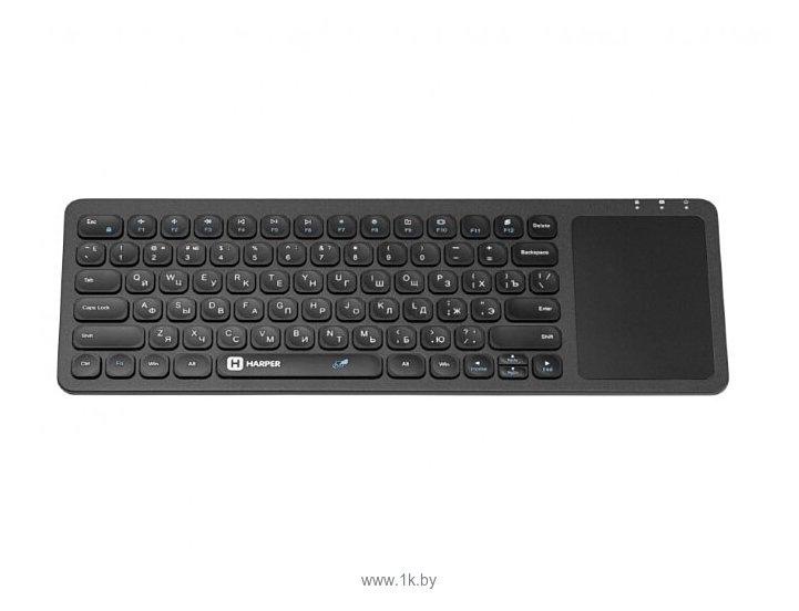 Фотографии HARPER KBT-550 Black USB