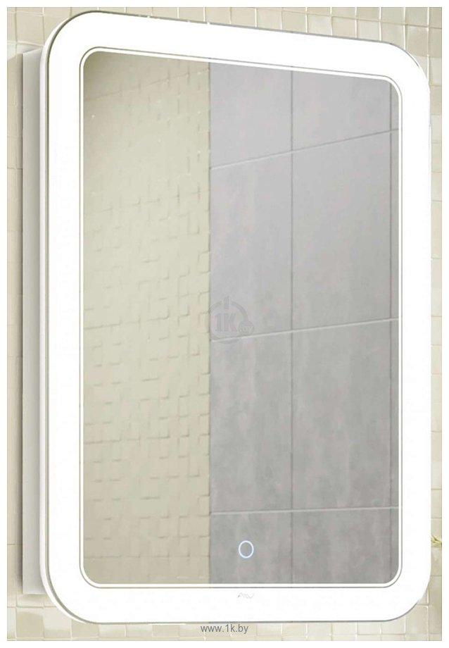 Фотографии Alavann Шкаф с зеркалом Vanda Lux 60 1653 (белый)