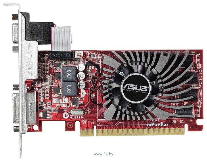 Фотографии ASUS Radeon R7 240 730Mhz PCI-E 3.0 2048Mb 1800Mhz 128 bit DVI HDMI HDCP