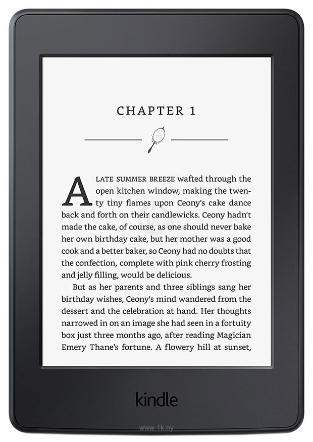 Фотографии Amazon Kindle Paperwhite 2015
