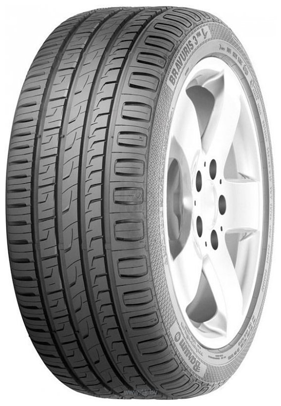 Фотографии Barum Bravuris 3HM 235/50 R18 97V