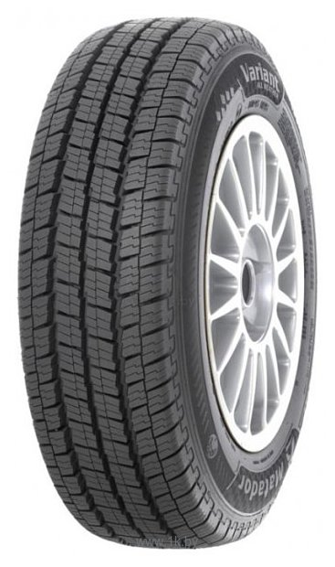 Фотографии Matador MPS 125 Variant All Weather All Weather 185/75 R16C 104/102R