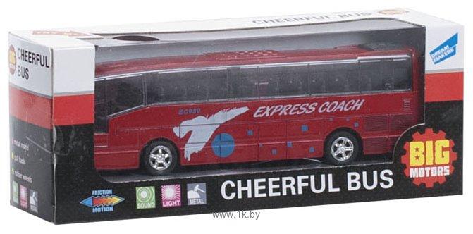 Фотографии Big Motors Cheerful Bus XL80136L