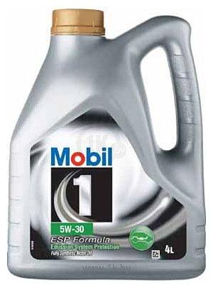 Фотографии Mobil 1 ESP Formula 5W-30 4л