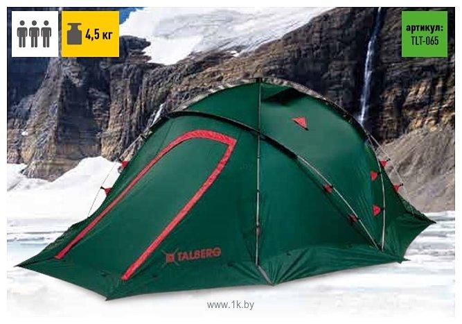 Фотографии Talberg Peak 3 pro (green)