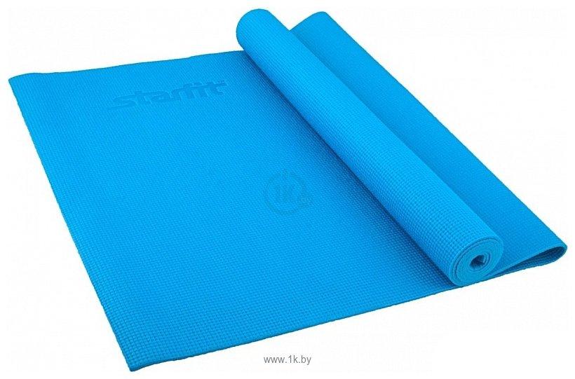 Фотографии Starfit FM-101 PVC (10 мм, голубой)