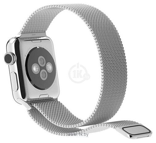Фотографии KST металлический для Apple Watch 38/40 mm (серебристый)