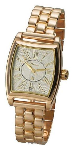 Мужские наручные золотые часы в коллекции Tonneau Platinor Rt53050.121_1, цена 112400р, купить в Санкт-Петербурге