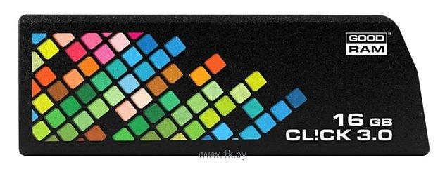 Фотографии GoodRAM CL!CK 3.0 16GB