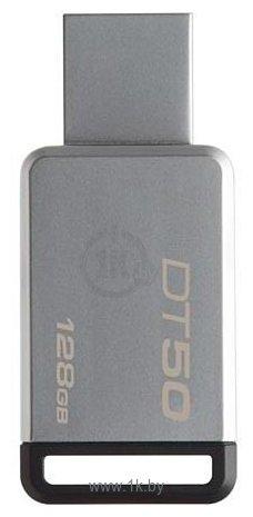 Фотографии Kingston DataTraveler 50 128GB (DT50/128GB)