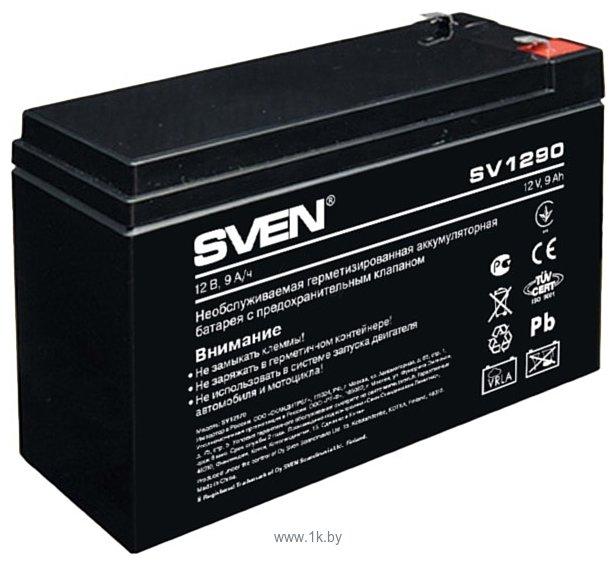 Фотографии SVEN SV1290