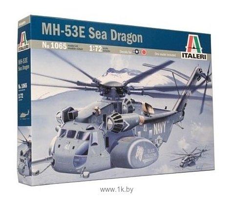 Фотографии Italeri 1065 Вертолет MH-53 E SEA Dragon