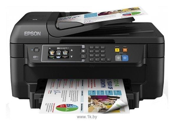 Фотографии Epson WorkForce WF-2660DWF