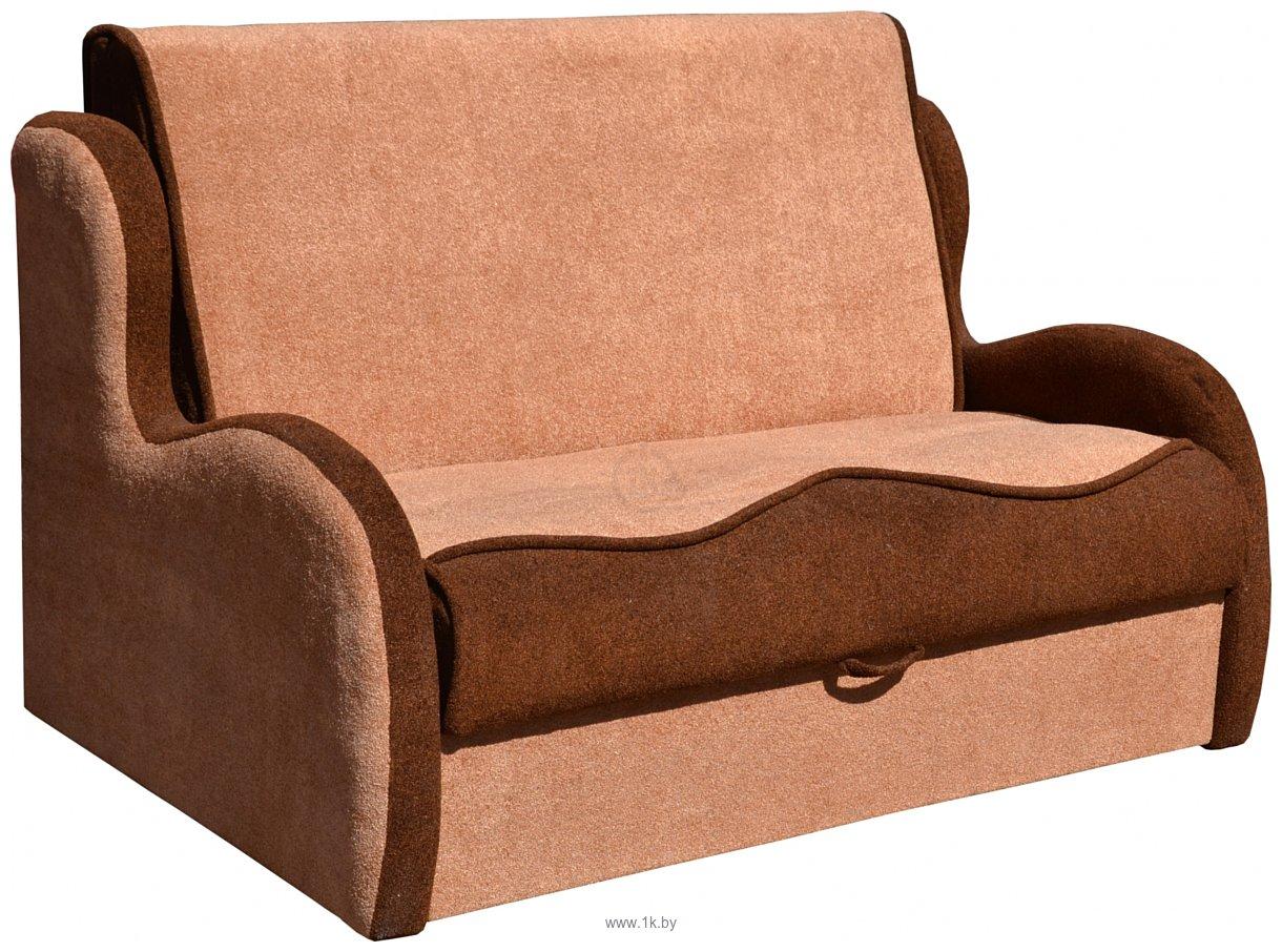 Купить прямой диван мебель-арс атлант - астра 140 см в минск.