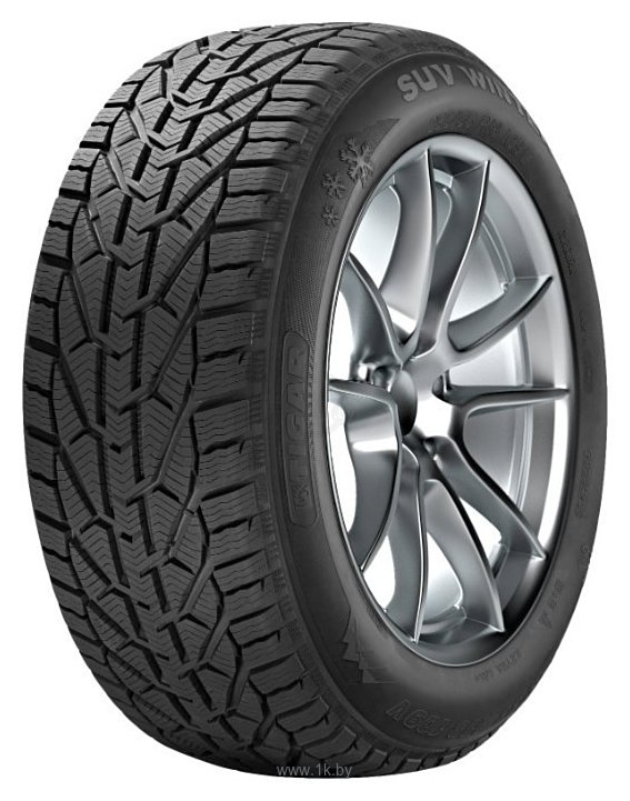 Фотографии Tigar SUV Winter 225/60 R17 103V