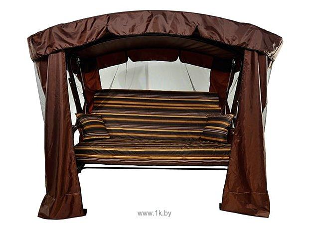 Фотографии МебельСад Тор (полоски, коричневый)