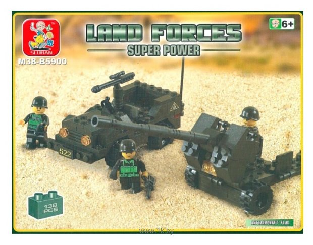 Фотографии SLUBAN Сухопутные войска M38-B5900