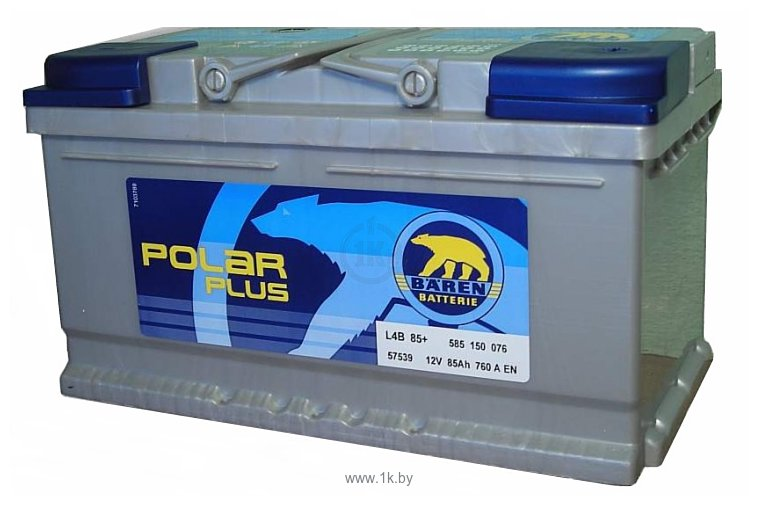 Фотографии Baren Polar Plus 585150076 (85Ah)