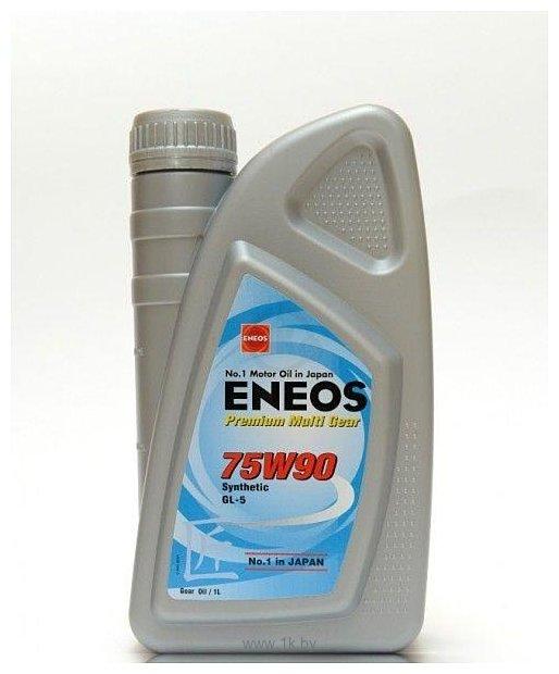 Фотографии Eneos Premium Multi Gear 75W-90 1л