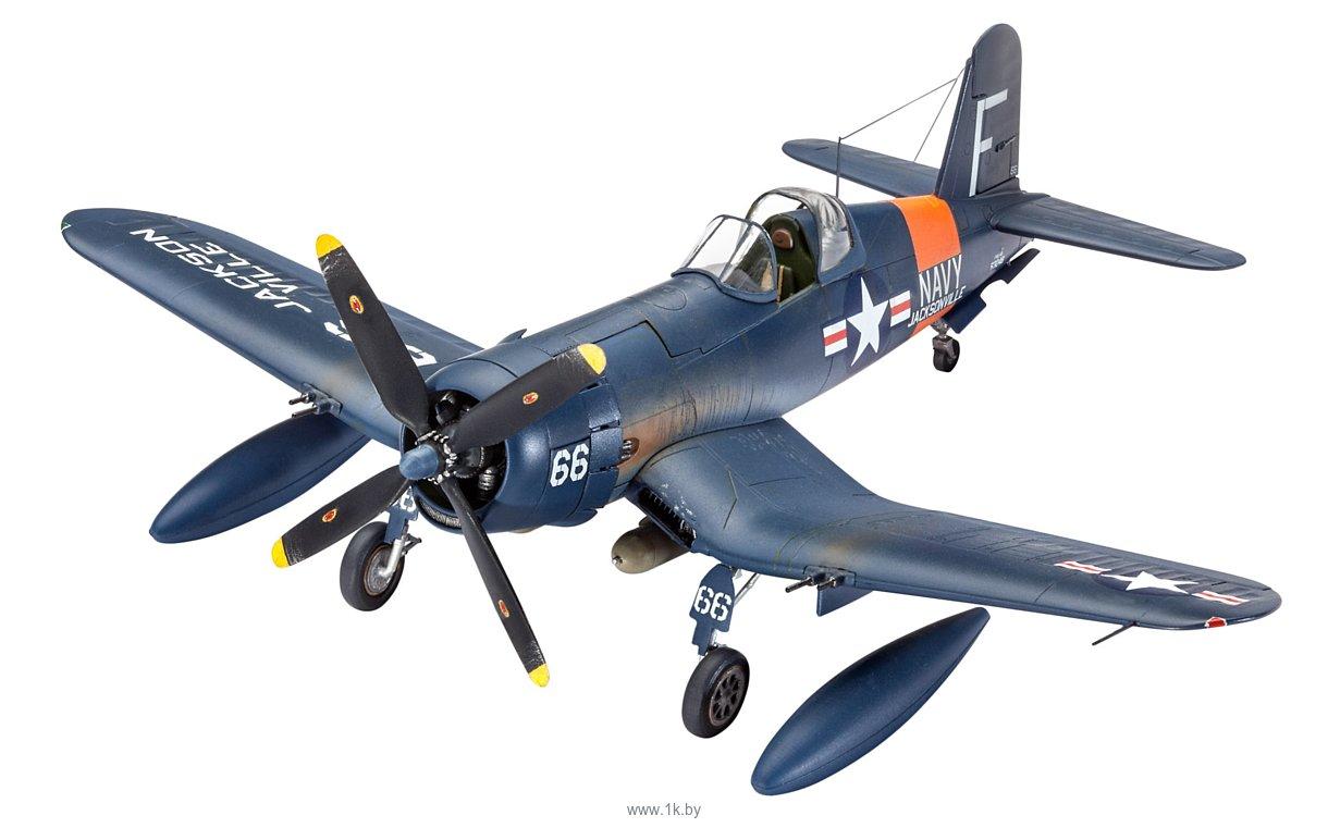 Фотографии Revell 03955 Истребитель F4U-4 Corsair