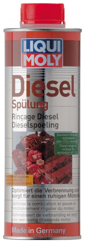 Фотографии Liqui Moly Diesel Spulung 500 ml