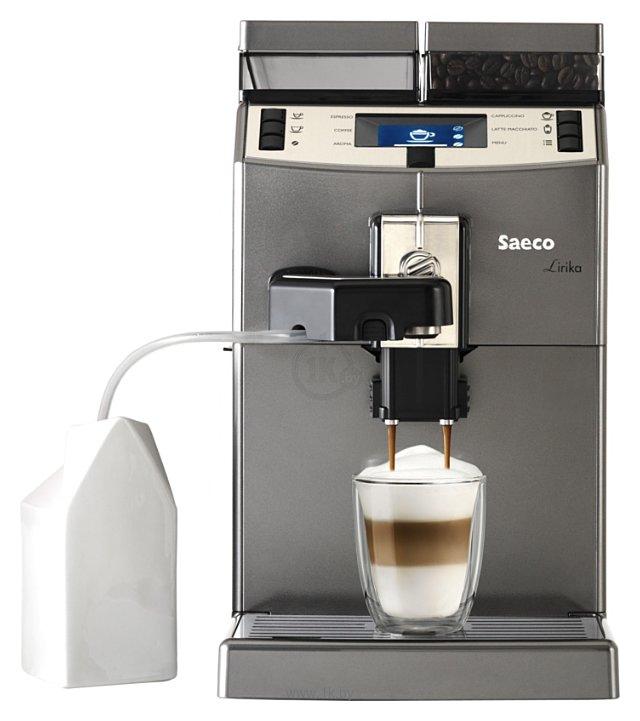 Фотографии Saeco Lirika One Touch Cappuccino