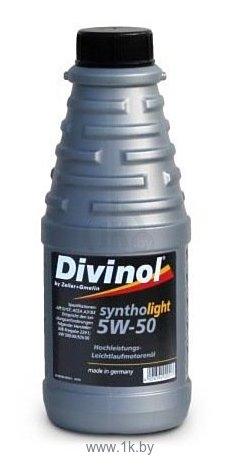 Фотографии Divinol Syntholight 5W-50 1л