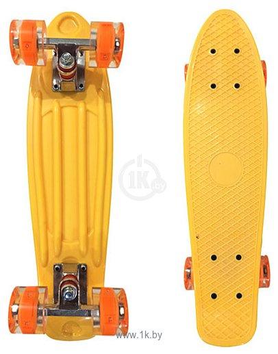 Фотографии Display Penny Board Yellow/orange LED