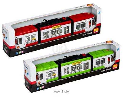 Фотографии Big Motors Городской трамвай 1258