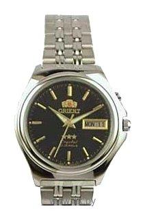 Оригинальные наручные часы Orient BEM4W004B с официальной гарантией производителя в интернет-магазине Evertime с