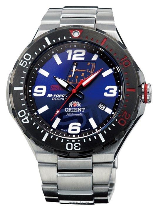 Купить Orient EL07003D, Orient EL07003D цена, мужские наручные часы, Orient EL07003D с доставкой, продажа Orient