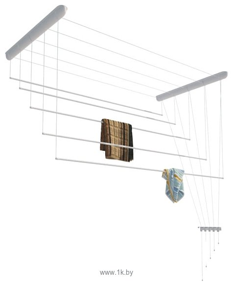 Фотографии Лиана потолочная, пластик белый, 1 м (СП-010)