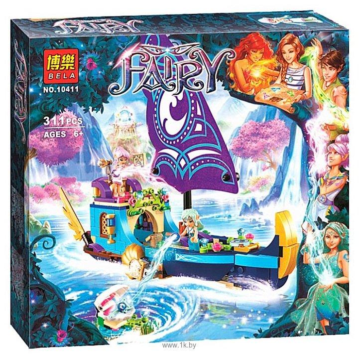 Фотографии BELA Fairy 10411 Корабль Наиды