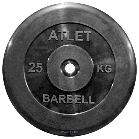 Фотографии Атлет диск 25 кг