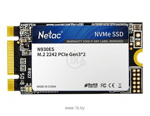 Фотографии Netac 256 GB NT01N930ES-256G-E2X